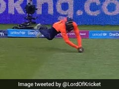 Ravindra Jadeja Takes Wonder Catch To Dismiss Jason Roy