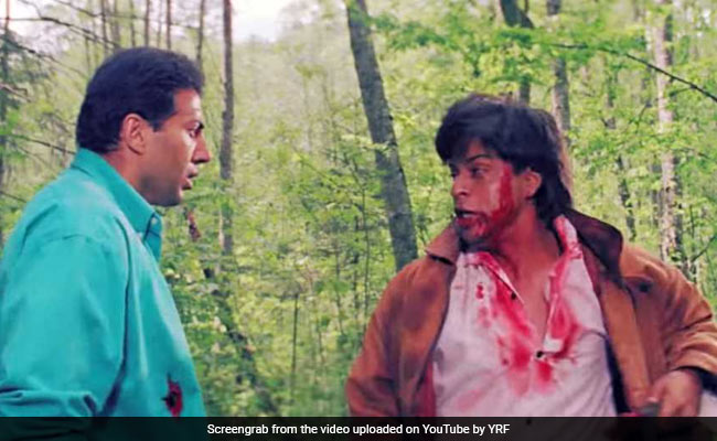 Sunny Deol's Old Interview On Shah Rukh Khan And Darr Controversy Goes Viral