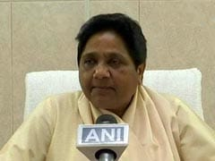 Rs 400 Crore Plot Belonging To Mayawati's Brother Seized By Taxmen