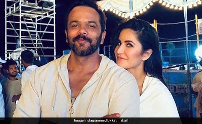 Sooryavanshi: Katrina Kaif's New 'Towel Series' Pic Features Rohit Shetty