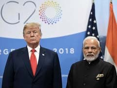 """Unacceptable"": Trump Says Will Ask PM Modi To Withdraw Increased Tariffs"