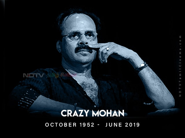 Crazy Mohan