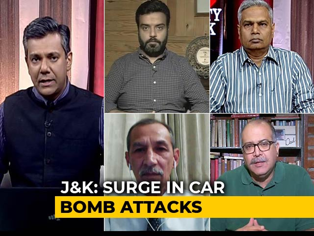 Video : Car Attack New Modus Operandi In Jammu And Kashmir?