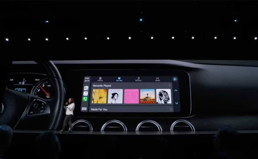 Apple Carplay To Get Biggest Ever Update Soon Ndtv Carandbike
