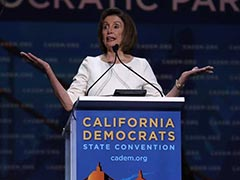 "Top US Democrat Nancy Pelosi Calls Biden ""President-Elect"""