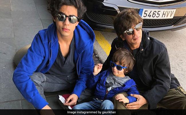 Shah Rukh Khan's Son Aryan As The Lion King's Simba? Nepotism, Says Twitter