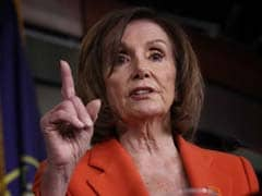 "Want To See Donald Trump ""In Prison"", Nancy Pelosi Tells Democrats: Report"