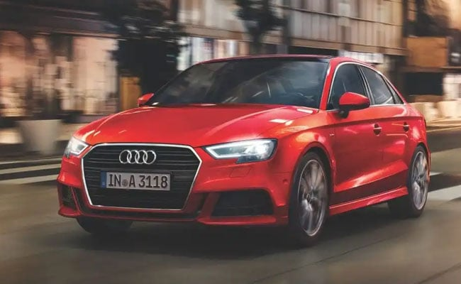 Audi is offering the A3 at a starting price of Rs. 25.99 lakh.
