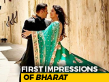 Video : First Impressions Of Salman & Katrina's <i>Bharat</i>