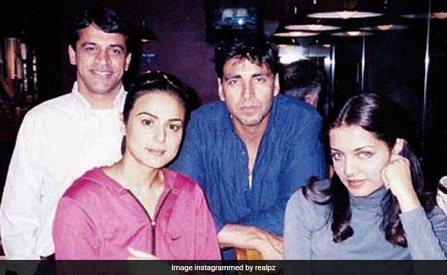 This Pic Of Akshay Kumar, Preity Zinta And Celina Jaitley Will Make You Nostalgic And How