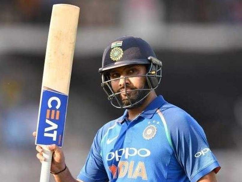 INDIA vs PAKISTAN (भारत बनाम पाकिस्तान):   Rohit Sharma makes