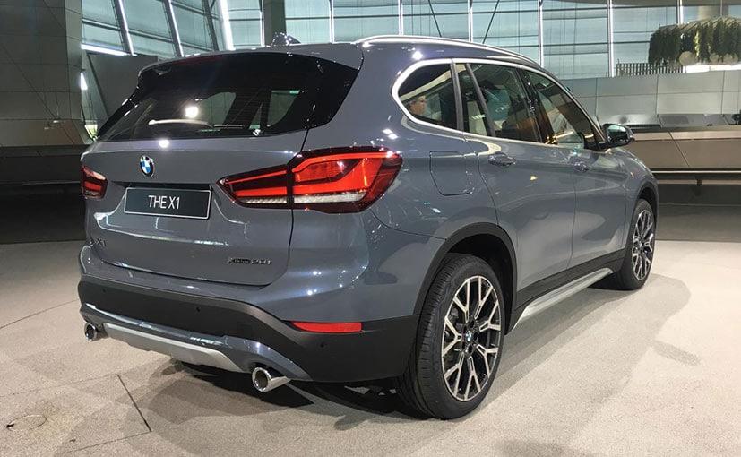2020 bmw x1 faceflift makes world debut in munich