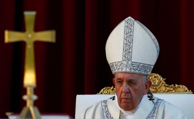 Pope Expresses 'Immense Sadness' At Photo Of Drowned Migrants In Rio Grande