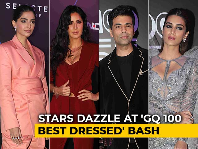 Exclusive: GQ 100 Best Dressed Party