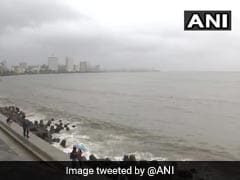 Heavy Rain Continues In Mumbai, Adjoining Areas For Second Day