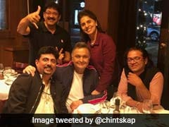 Rishi Kapoor Had A <I>102 Not Out</I> Reunion In New York. See Pic