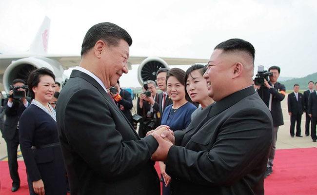 Xi Jinping Muscles In On Trump-Kim 'Love' Affair