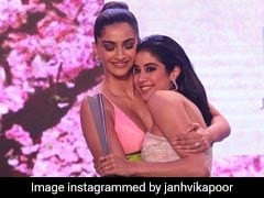 Sonam Kapoor's 'Defence' Of Janhvi's Shorts Was Actually 'Inside Joke.' No Drama Please