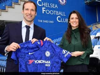 Petr Cech Makes Chelsea Return As Technical Advisor