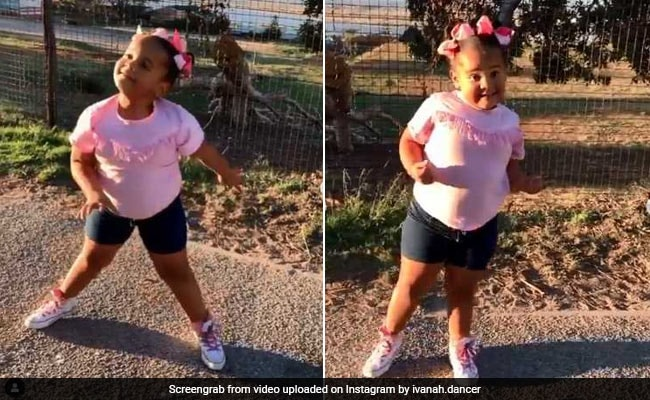 6-Year-Old's Dancing Amazes The World, Including Will Smith, Chris Evans