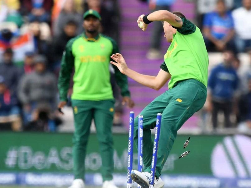 "South Africa ""Disappointed And Angry"" After Successive Losses, Says Chris Morris"