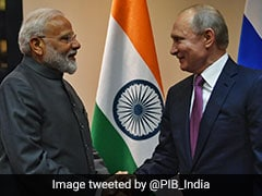 PM Modi Accepts Vladimir Putin's Invite, To Be Main Guest At Eastern Economic Forum