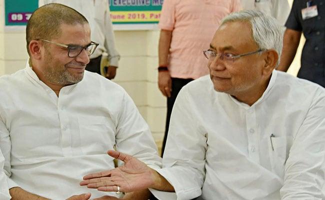 What Prashant Kishor Said In 90-Minute Meet With Boss Nitish Kumar