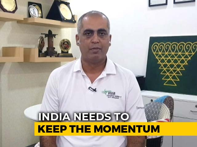 Video : India's Flexibility Is Helping Them In The Tournament: Nilesh Kulkarni