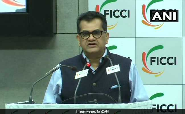 Union Budget 'Path-Breaking, Comprehensive': NITI Aayog CEO Amitabh Kant