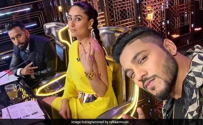 Raftaar 'Can't Wait' To Judge Dance India Dance With Kareena Kapoor And Bosco Martis
