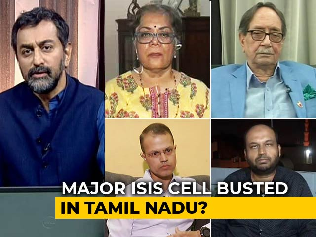 Video : Colombo To Coimbatore: Shadow Of ISIS