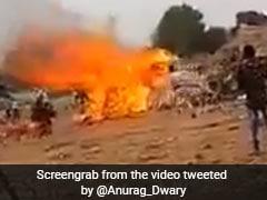 मध्य प्रदेश: अपना आशियाना जलता देख आग में कूद गई थी महिला, अस्पताल में तोड़ा दम