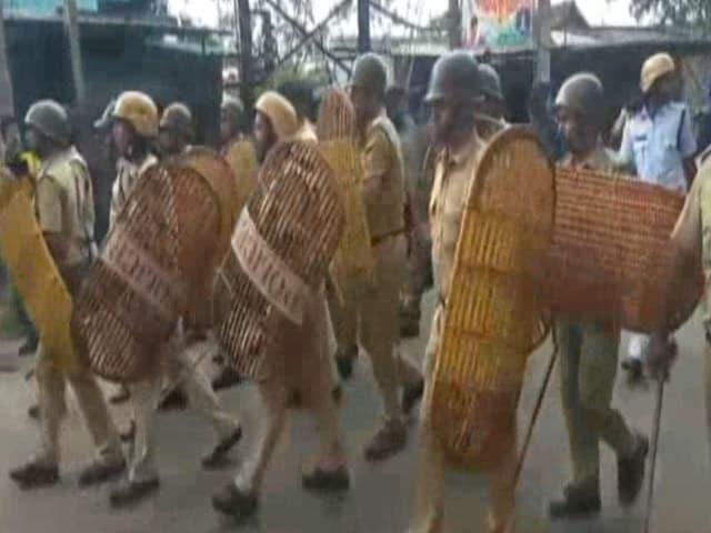 Video : বাঁকুড়ায় রাজনৈতিক সংঘর্ষ, আহত ৩