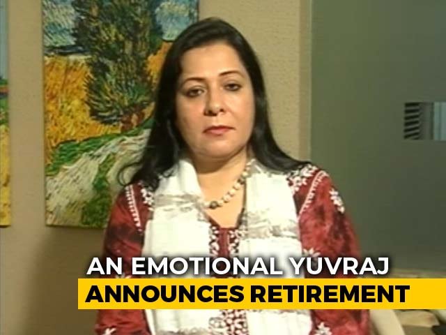 Video : Yuvraj Singh's Comeback From Cancer Was Extremely Tough, Says Mother Shabnam
