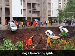15 Dead After Pune Apartment Complex Wall Crashes, Cars Were Dragged Down