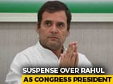 Video : After Key Congress Leader Quits, A Flurry Of Resignations