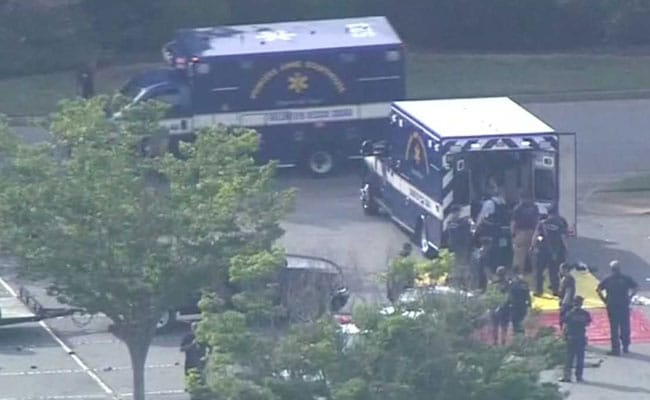 12 Dead In Shooting At Government Building In Virginia; Gunman Shot Dead
