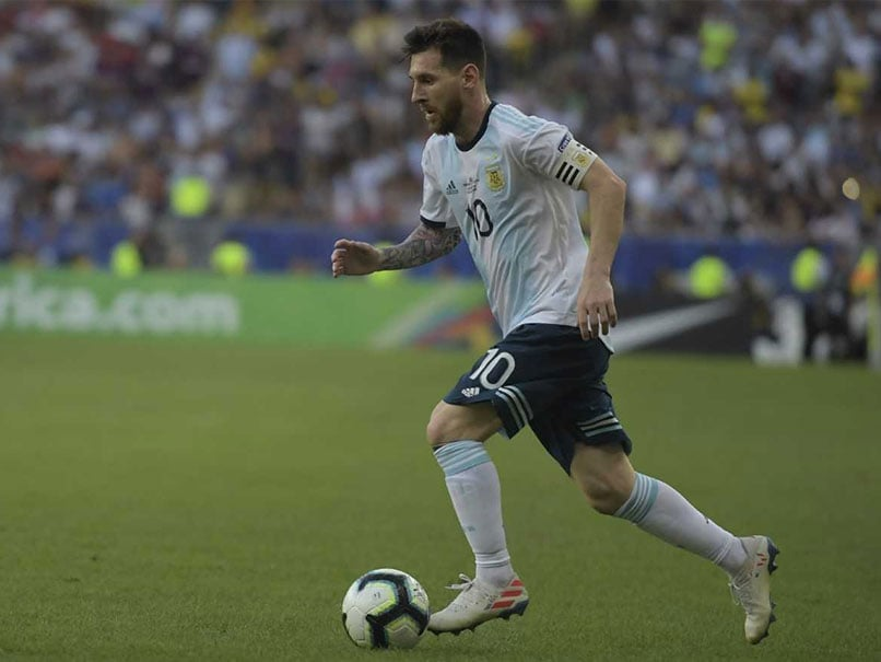 Copa America: Argentina Waiting For Lionel Messi Magic To Make An Appearance