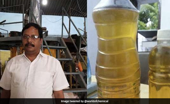 इस प्रोफेसर ने प्लास्टिक से बनाया पेट्रोल, कीमत 40 रुपये का 1 लीटर
