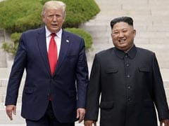"Received ""Very Beautiful, 3-Page Letter"" From Kim Jong Un, Says Trump"