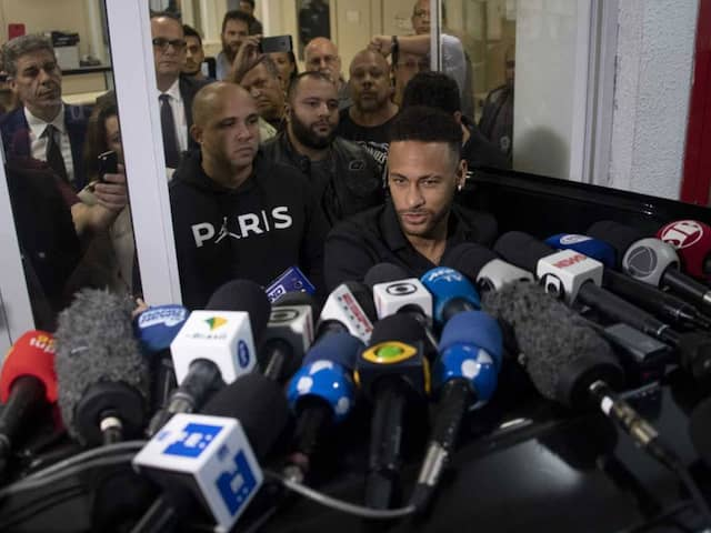 Rape accused woman posting pictures of intimate photo of Neymar