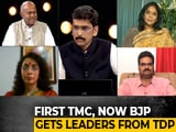 Video : Boost For BJP In Rajya Sabha,4 TDP Lawmakers Switch Party
