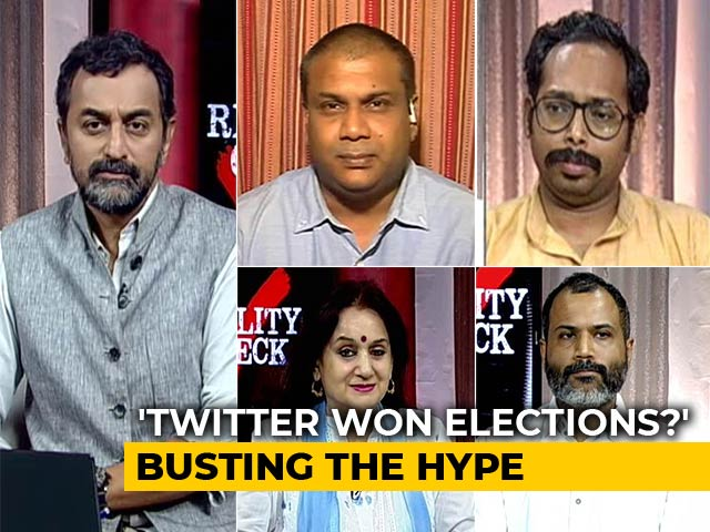 Video : Social Media Impact On Polls: Over-Hyped?