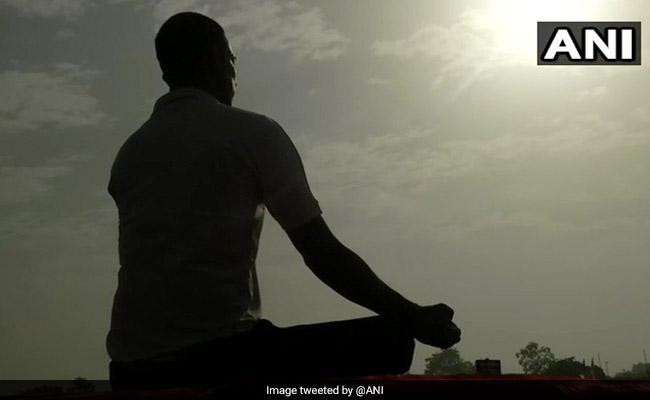 world yoga day 2019 yoga works on the level of one s body mind emotion and energy
