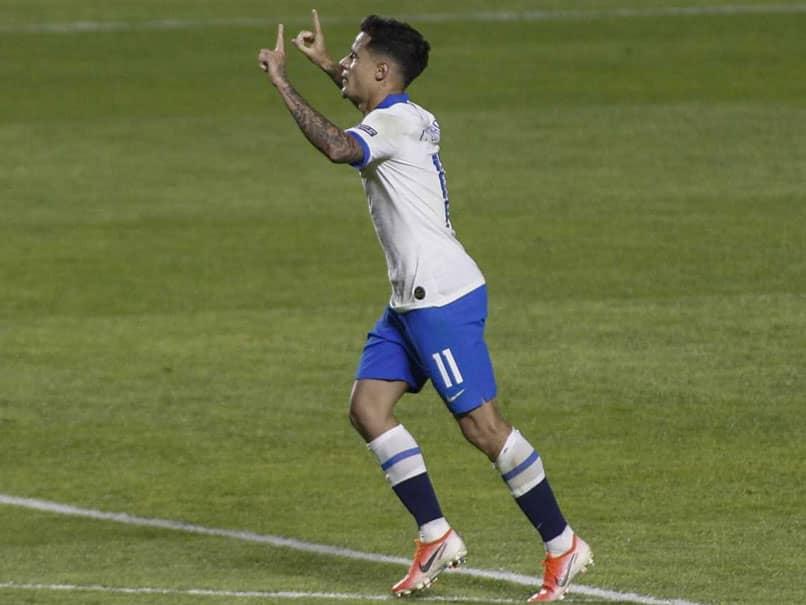 Philippe Coutinho Brace Helps Brazil Forget Neymar In Winning Copa America Start