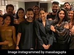 Inside Sonam's 'Phenomenal' Birthday Party With Anand Ahuja, The Kapoors, Masaba Gupta
