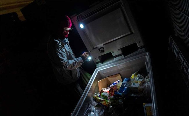 In Germany, Activists Battle Food Waste By Dumpster Diving