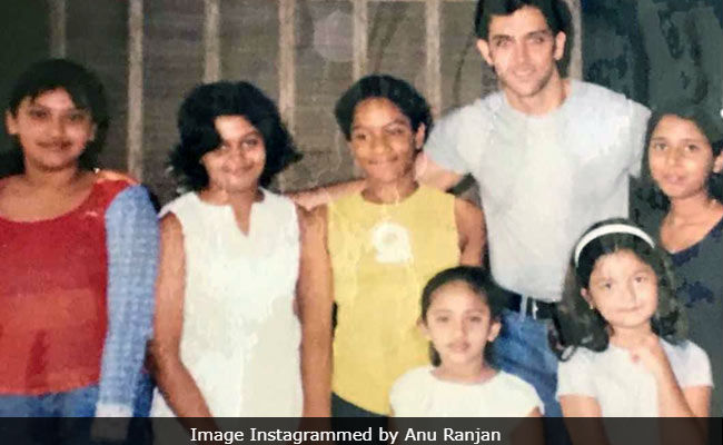 Alia Bhatt To Hrithik Roshan: Spot The Stars In This Epic Throwback Pic