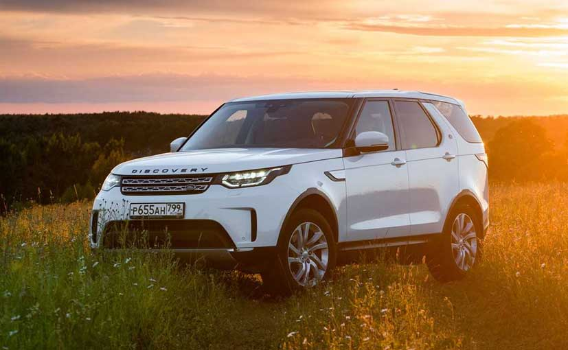 2019 Land Rover Discovery Launched In India; Prices Start At ₹ 75.18 Lakh