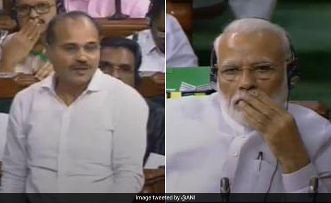 अधीर रंजन चौधरी ने PM से पूछा, आप सोनिया-राहुल  को 'चोर' कहते हुए सत्ता में आए तो अब वे संसद में कैसे बैठे हैं